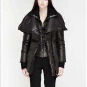 Mackage Karmen Black Down Coat